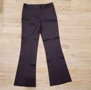 BCBG Maxazria Black Tuxedo Pants.